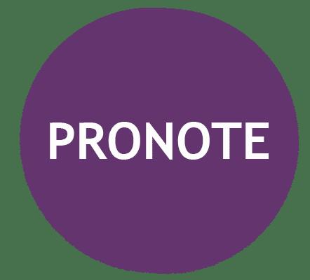 L'ICO sur les réseaux  PRONOTE