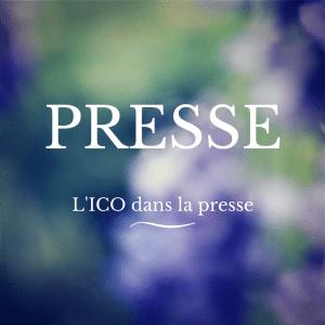 ICO dans la presse - presse optique - formation opticien
