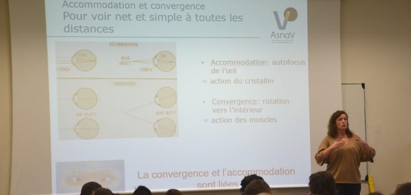 vision des enfants, conférence ASNAV à l'ICO