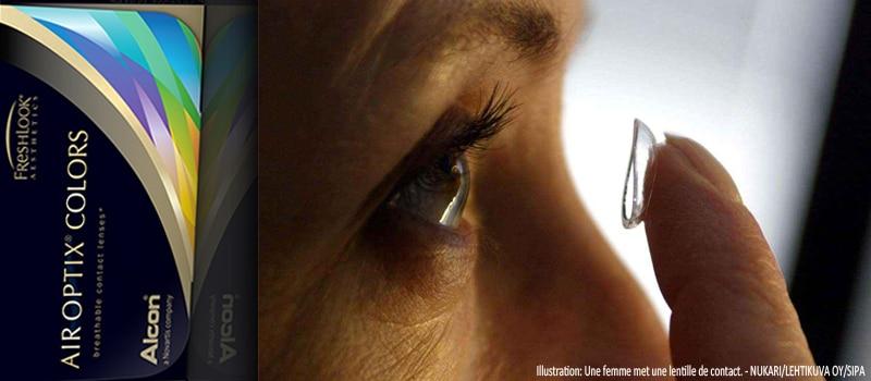 conference ICO les lentilles oculaires et la presbytie