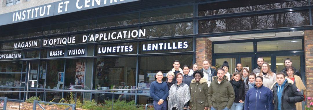 ICO expertise VAE BTS Opticien Lunetier