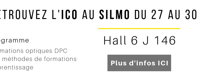 Informations ICO au SILMO