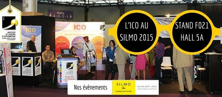 ICO silmo paris 2015 etudiants opticiens formation optique
