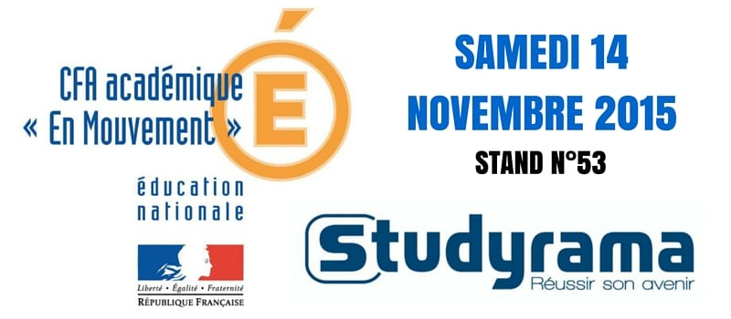 ICO au salon studyrama formation bts opticien lunetier
