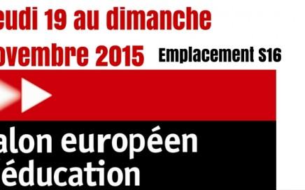 ICO au salon europeen de l education formation bts opticien lunetier