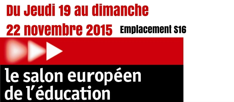 ICO au salon europeen de l education formation bts opticien lunetier