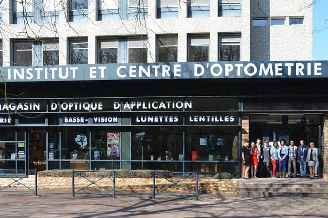 Institut optometrie de Bure