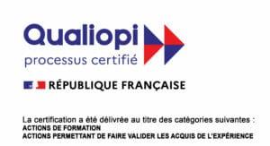 ICO Formation professionnelle optique certifiée QUALIOPI