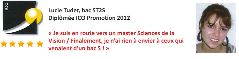 etudiants opticiens etudes bts ol