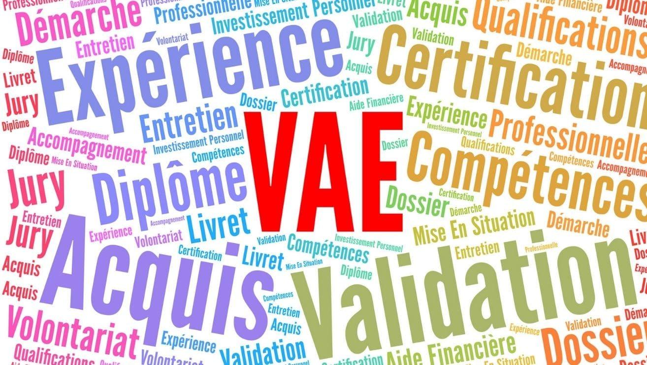 VAE BTS OPTICIEN ICO expert dans la validation des acquis optique