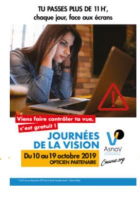AsnaV Journées de la vision 2019
