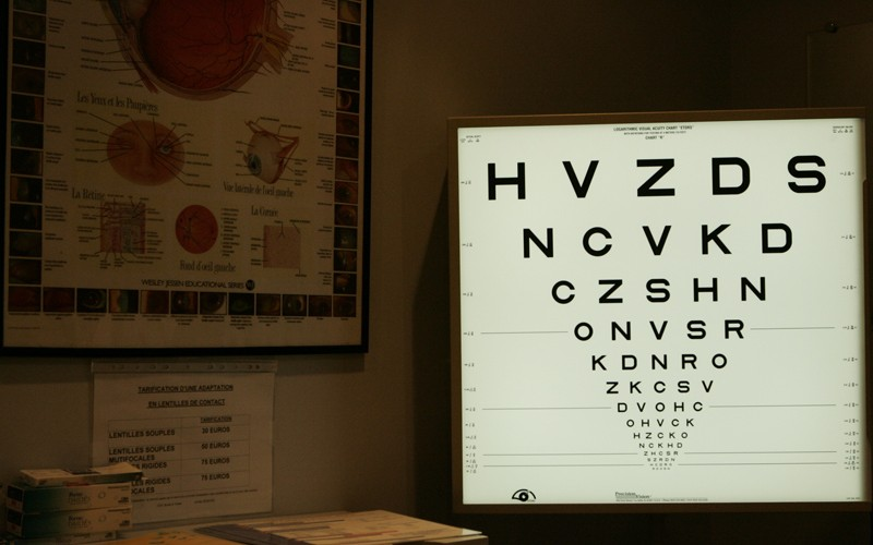 ICO aides visuelles basse vision