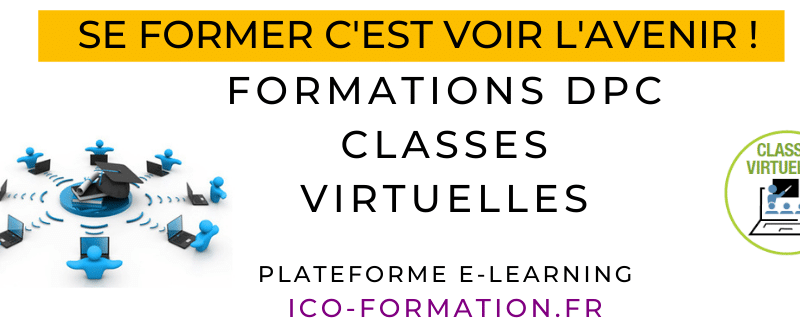 formations optiques à distance, classes virtuelles, e-learning, ICO