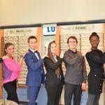 Groupe 5 concours d'élégance au COA