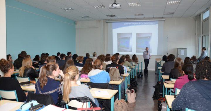 conférence optique Novacel verres optiques ICO école optique