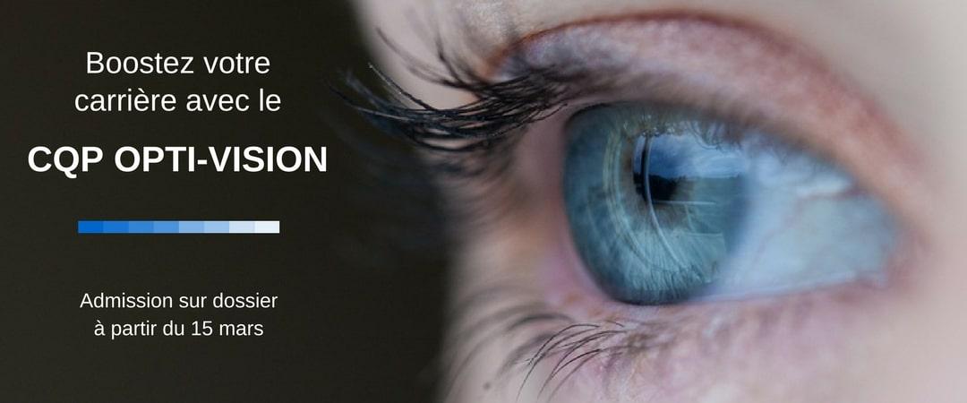 cqp opti vision ico formation optique