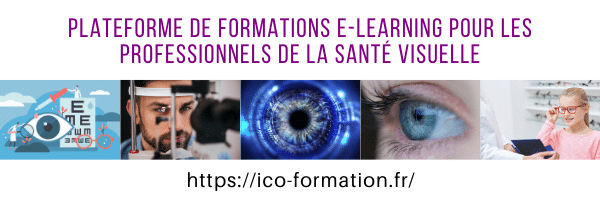 ICO Formation e-learning optique