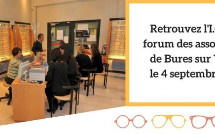 l'ICO au forum des associations de bures sur yvette