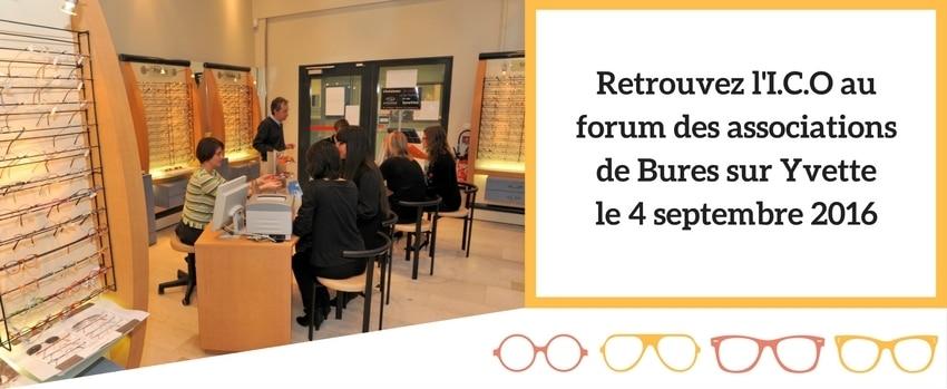 l'ICO au forum des associations de bures sur yvette