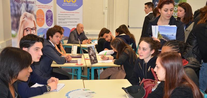 forum emploi ICO pour les étudiants BTS Opticien
