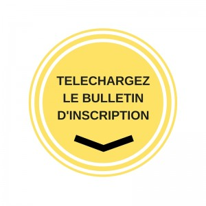 ICO bulletin inscription formation professionnelle