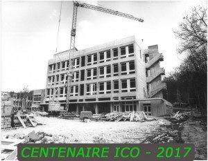 l'école d'optique ICO fête son centenaire dans ses locaux à Bures-sur-Yvette
