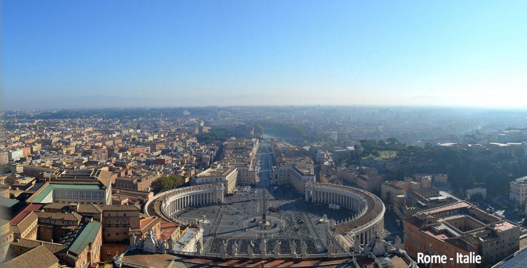 ico international erasmus voyage etudes rome roma