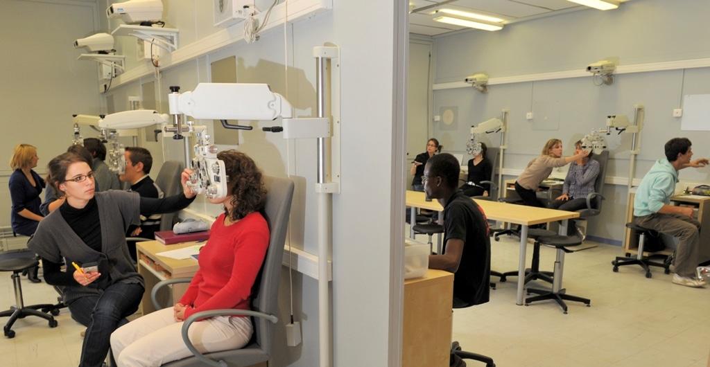 l'ICO un centre d'examens pour l'optique