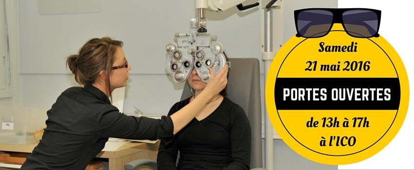 ico portes ouvertes formation opticien etudes optique