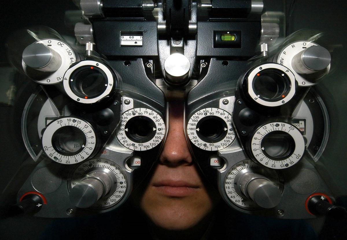 Métier optométrie