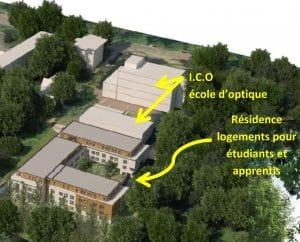 logement étudiant ICO se loger à Bures-sur-Yvette