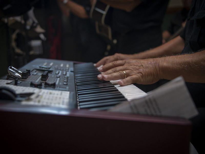 Projet pédagogique en cours de culture générale à l'ICO sur le thème de la musique
