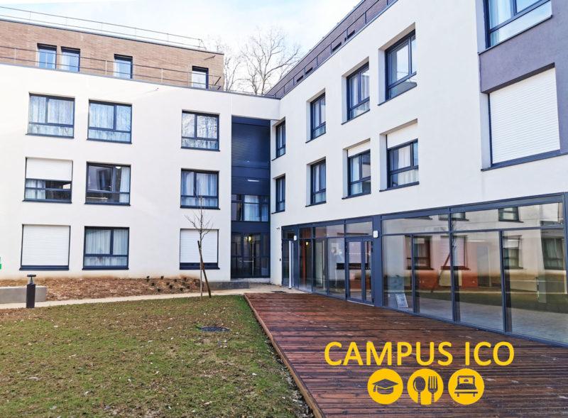 Résidence étudiante campus ICO