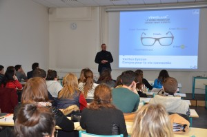 conference verres individualises pour etudiants BTS OL Opticiens