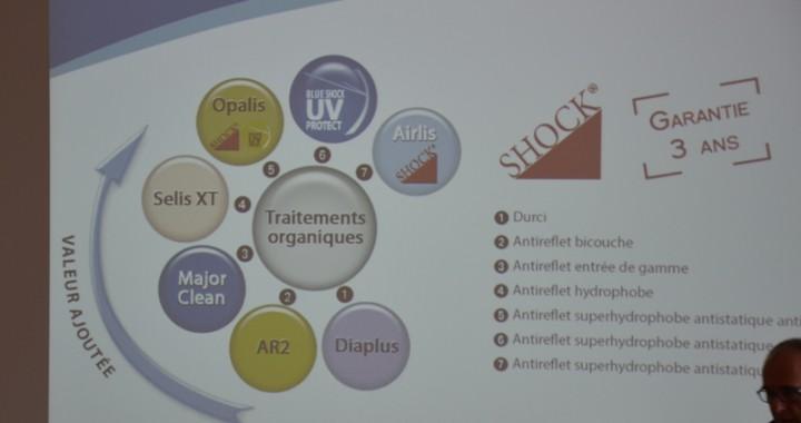 conference novacel pour etudiants opticiens deuxieme annee