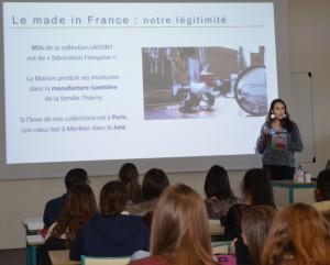 vision des enfants conference pour les etudiants opticiens de l'ico