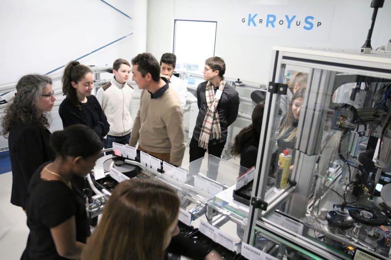 visite krys groupe optique verres