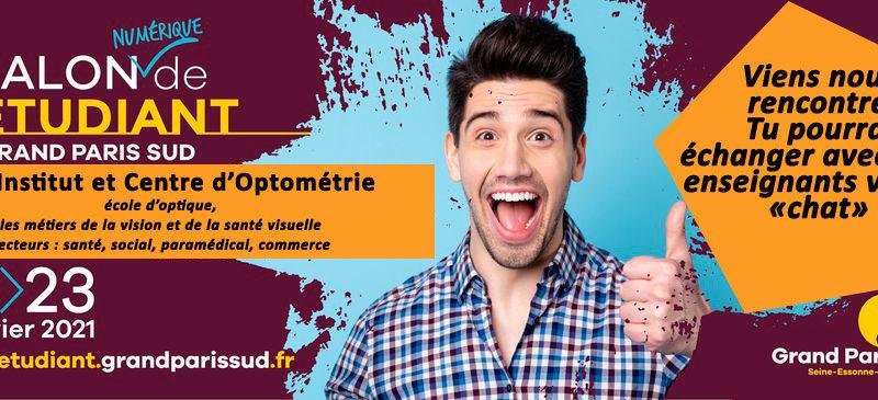 Venez découvrir l'école d'optique ICO Bures-sur-Yvette, BTS opticien, licence pro d'optique, formations opticiens
